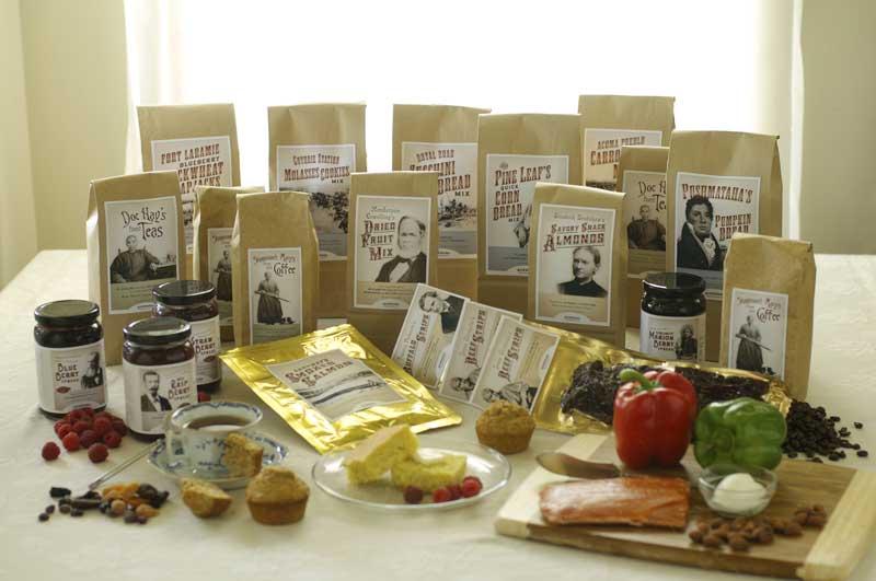 Award-winning storytelling food packaging
