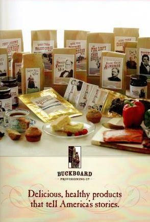 Buckboard product description brochure