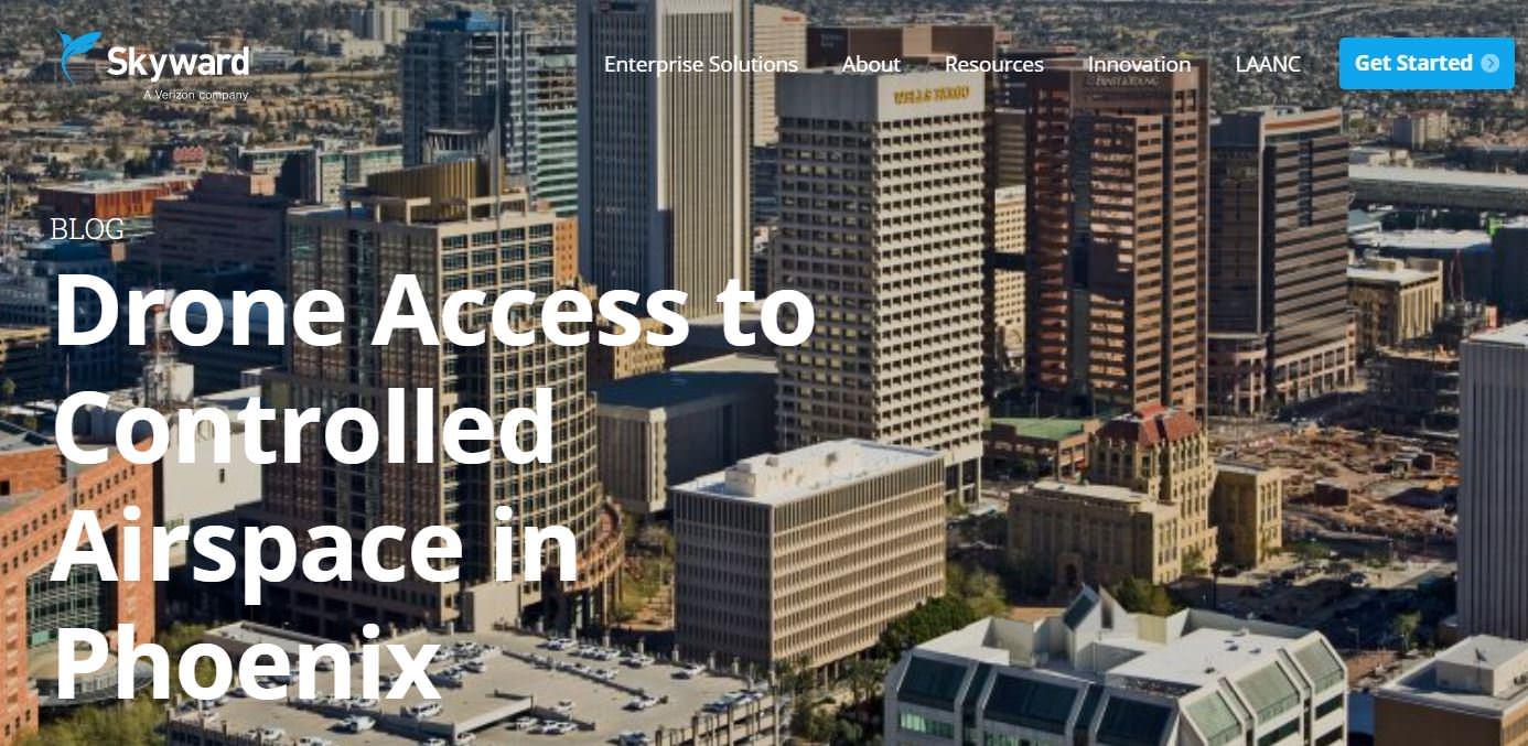 Drone access in Phoenix