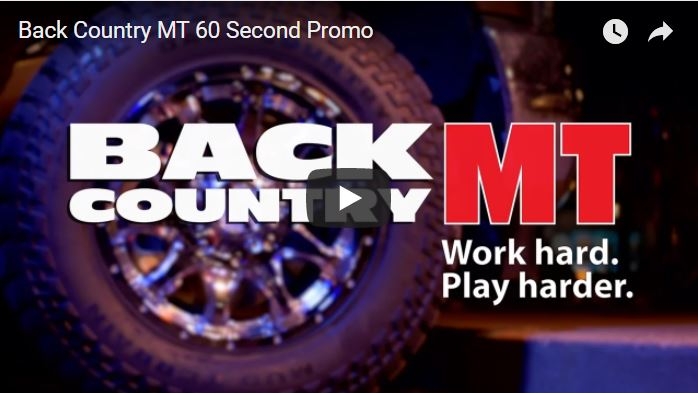 Back Country MT video image