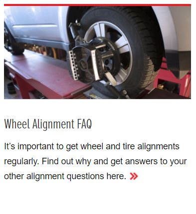Wheel alignment FAQ